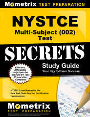 NYSTCE Multi-Subject Study Guide
