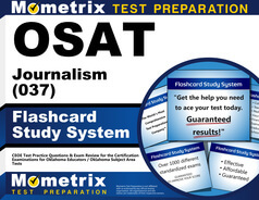OSAT Journalism Flashcards