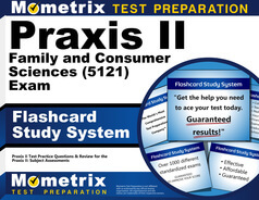 Praxis II Family and Consumer Sciences Flashcards