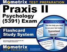 Praxis II Psychology Flashcards