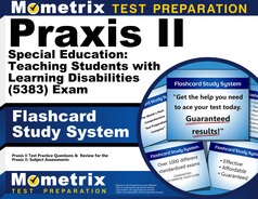 Praxis II Special Education: Teaching Students with Learning Disabilities Flashcards