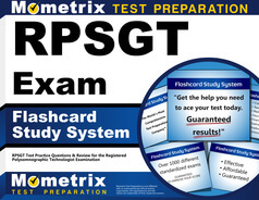 RPSGT Flashcards