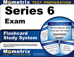 Series 6 Study Flashcards