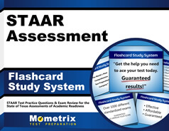 STAAR Study Flashcards