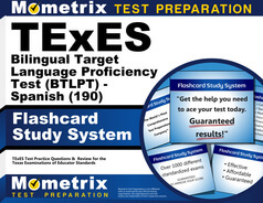 TExES Bilingual Target Language Proficiency Flashcards