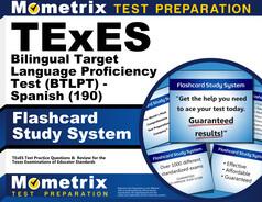 TExES Bilingual Target Language Proficiency Flashcards