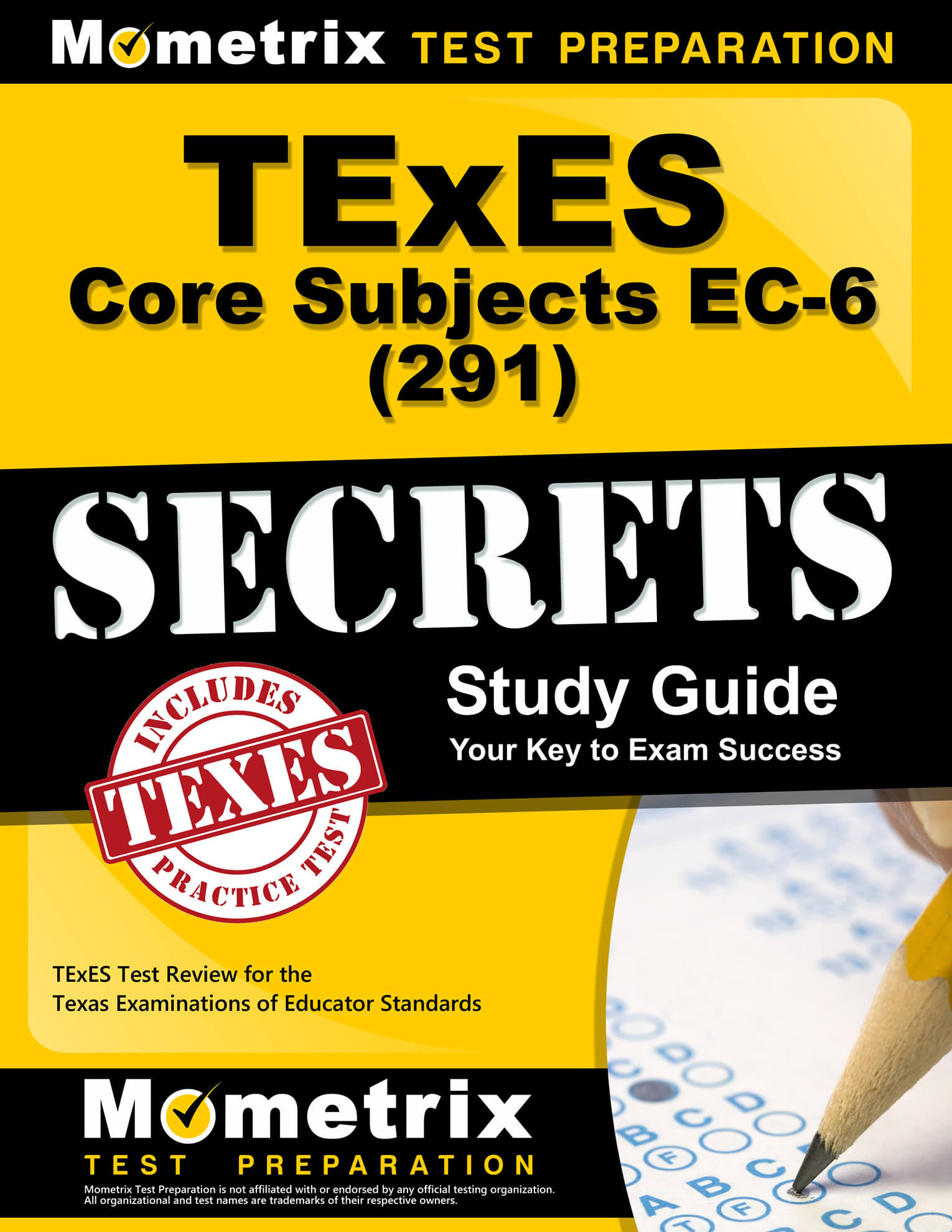 TExES Core Subjects EC-6 (291) Practice Test (updated 2019)
