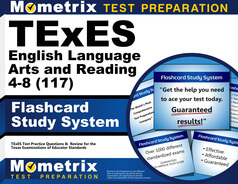 TExES English Language Arts and Reading 4-8 Flashcards