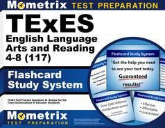 TExES English Language Arts and Reading 4-8 Flashcards
