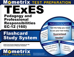 TExES Pedagogy and Professional Responsibilities EC-12 Flashcards