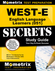WEST-E English Language Learners Study Guide