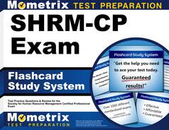 SHRM CP Flashcards