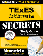 TExES English Language Arts and Reading 7-12 Study Guide