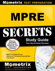 MPRE Study Guide