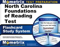 North Carolina Foundations of Reading Test Flashcards