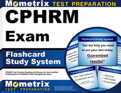 CPHRM Flashcards