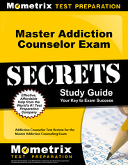 Master Addiction Counselor Exam Study Guide