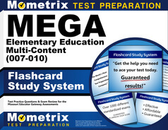 MEGA Elementary Education Multi-Content Flashcards