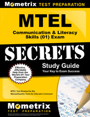 MTEL Communication Literacy Skills Study Guide
