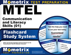 MTEL Communication Literacy Skills Flashcards