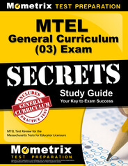 MTEL General Curriculum Study Guide