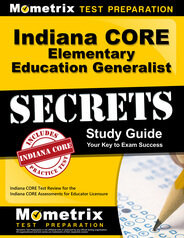 Indiana CORE Elementary Education Generalist Study Guide