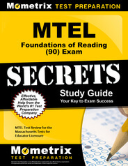 MTEL Foundations of Reading Study Guide