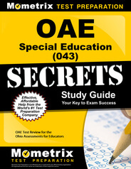 OAE Special Education Study Guide