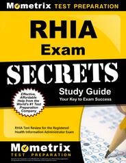RHIA Study Guide