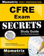 CFRE Study Guide