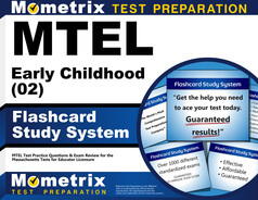 MTEL Early Childhood Flashcards