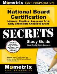 National Board Certification Literacy Study Guide