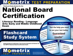 National Board Certification Literacy Flashcards