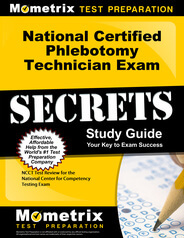 National Certified Phlebotomy Technician Study Guide