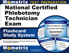 National Certified Phlebotomy Technician Flashcards