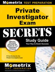 Private Investigator Study Guide