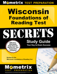Wisconsin Foundations of Reading Study Guide