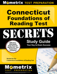 Connecticut Foundations of Reading Study Guide