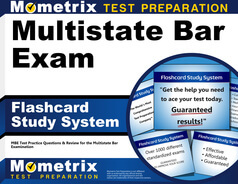 Multistate Bar Flashcards