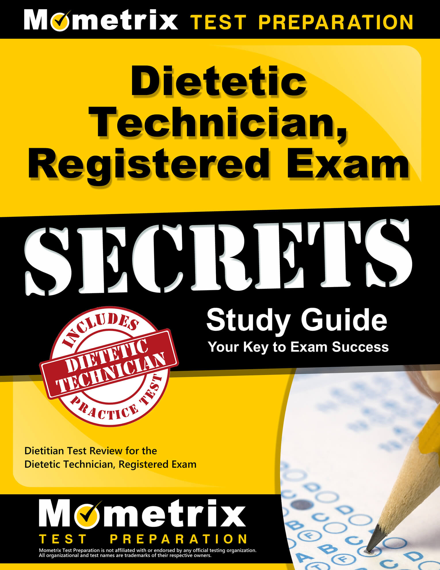 Registered Dietetic Technician Study Guide