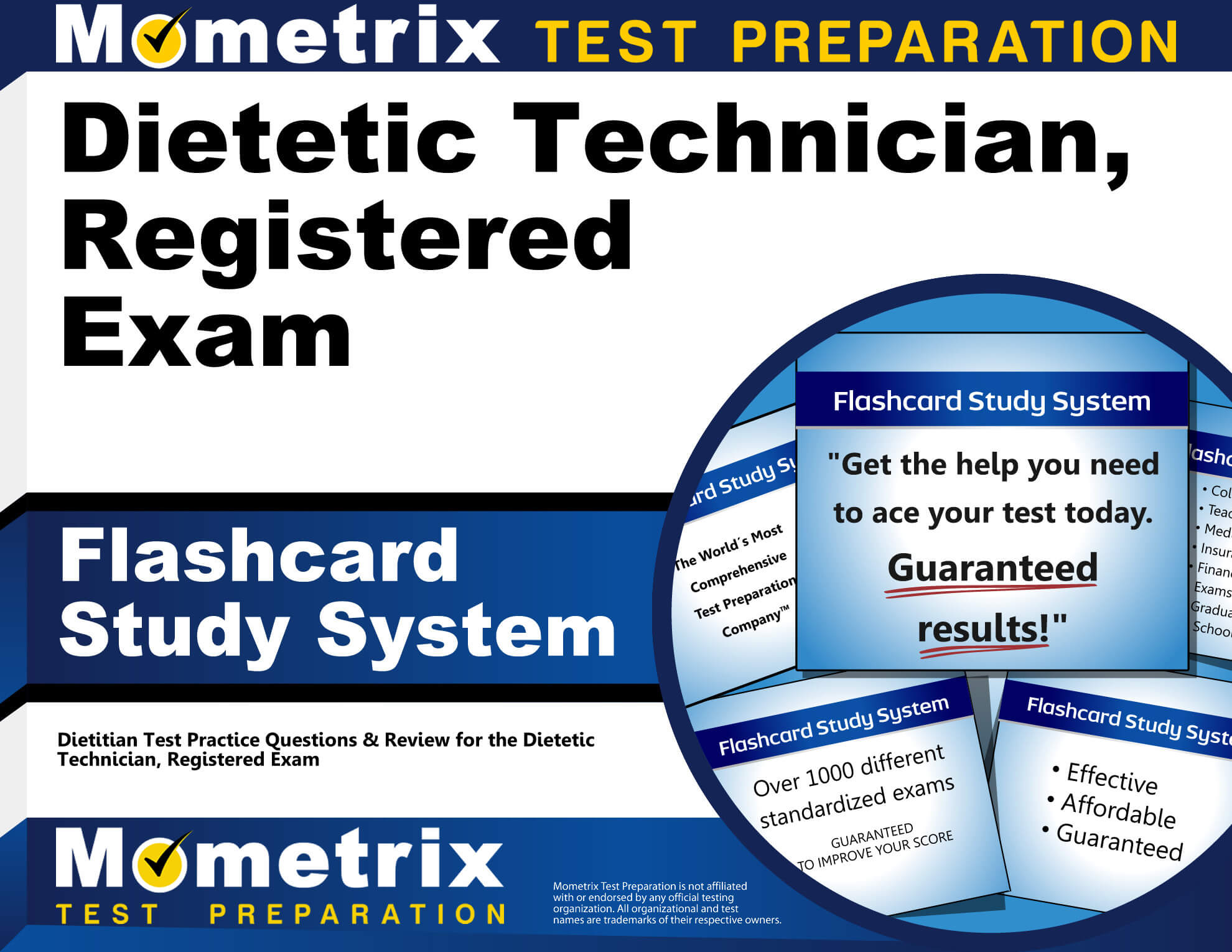 Registered Dietetic Technician Study Guide · Registered Dietetic Technician  Flashcards