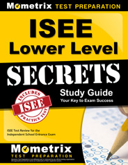 ISEE Lower Level Study Guide