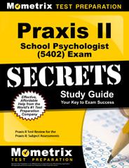 Praxis II School Psychologist (5402) Study Guide