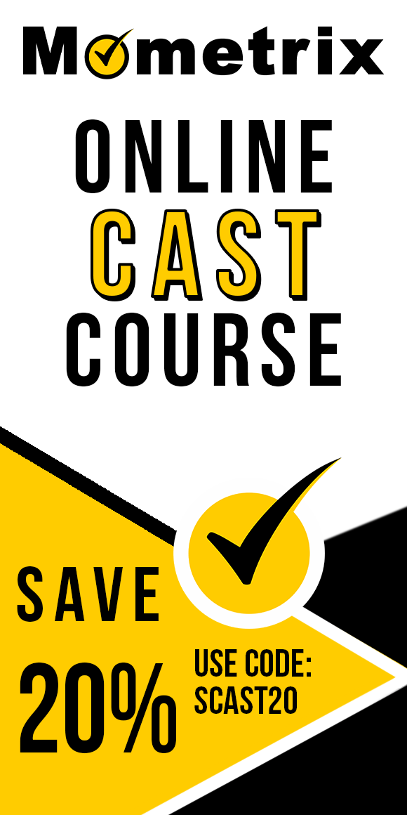 Click here for 20% off of Mometrix CAST online course. Use code: SCAST20