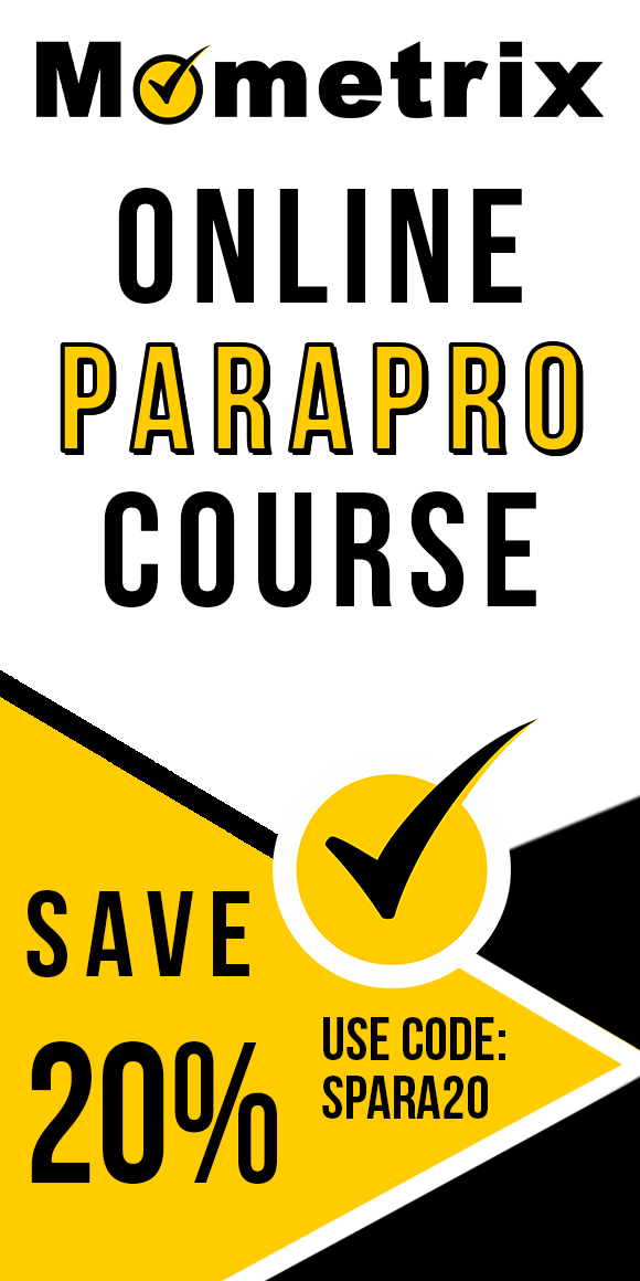 Click here for 20% off of Mometrix ParaPro online course. Use code: SPARA20