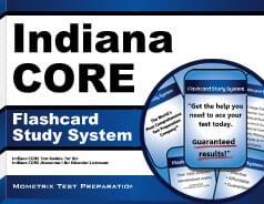 Indiana Core Flashcard Study System