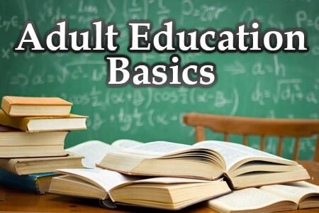 Adult Education Basics