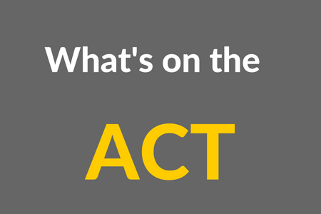 What's on the ACT Exam?