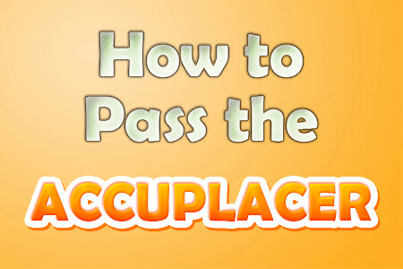 accuplacer essay score 6 The minimum passing standard for the written essay portion of asset, compass, accuplacer, or thea is a score of 6 however, an essay with a score of 5 will meet this.
