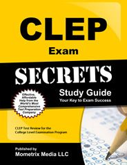 CLEP Study Guides